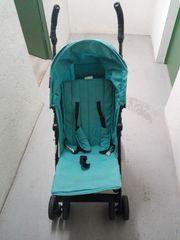 neuwertiger Kinderwagen geeignet für Mädchen
