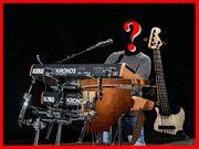 Frisches Rock-Projekt sucht Keyboarder