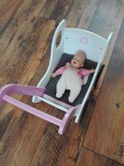 Lauflernwagen inkl Puppe