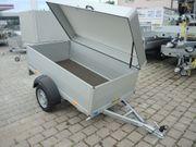 Humbaur PKW Anhänger HA752111-5 Bordwände
