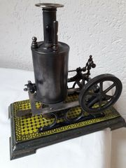 Ernst Plank Bockdampfmaschine