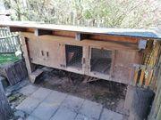 Kaninchenstall Hasenstall