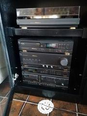 Schneider Hifi Stereo Anlage komplett