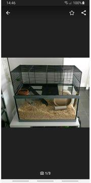Terrarium Käfig Nagarium für Hamster