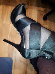 High heels gerne getragen