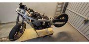 Yamaha FJ 1200 Unfaller defekt