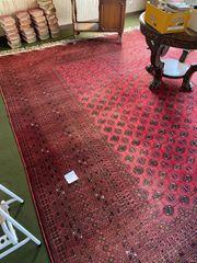 Wunderschöner handgeknüpfter Perser Teppich Orientteppich