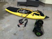 Jetboarder Powerski Surfbrett mit Motor