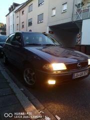 Opel Astra F-CC