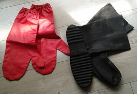 Motorradbekleidung Herren - Motorradhose Gr 50 inkl 2