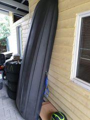 Thule Dachbox ohne Befestigungsmaterial