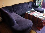 Couch Wohnlandschaft 3tlg U-Form ca