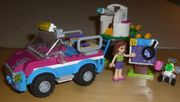 41116 Lego Friends Olivias Expeditionsauto