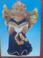 Advent - Weihnachten - Engel - Dekoration - singender Engel