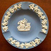 Wedgewood - Vintage Aschenbecher - blue-white