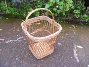 Wäschekorb Weidengepflecht