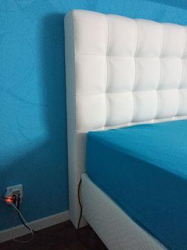 Bild 4 - Wasser Gel bett in Boxspringbett-Optik - Emmendingen