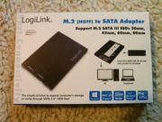 M 2-Festplattengehäuse LOGILINK AD0019