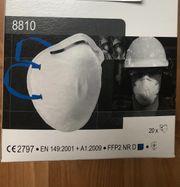 3M 8810 FFP2 Respirator masken