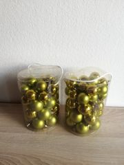 Weihnachtsdeko Christbaumkugeln