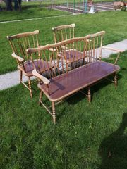 Sitz Garnitur zu verkaufen