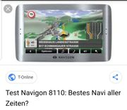 Navigon Navigationssystem fast neu