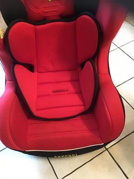 Kindersitz Ferrari 9-18 kg: Kleinanzeigen aus Graben-Neudorf - Rubrik Autositze
