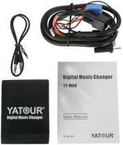 Yatour Digital Music Changer CD