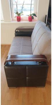 Top Sitzgruppe zerlegbar Couch Sofa