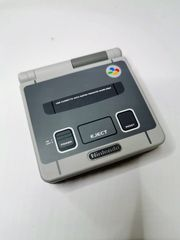 Nintendo Gameboy Advance SP - Super