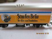 Märklin Bierwagen Staufenbräu Z-- Spur