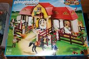 Playmobil Großer Reiterhof mit Paddocks