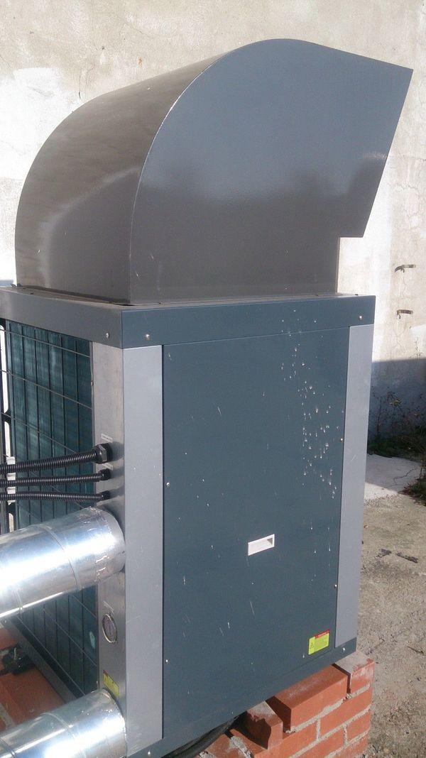 17 8 KW Luft Wasser