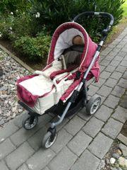 Teutonia Baby Kinderwagen