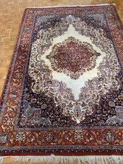 Orientteppich handgeknüpft ca 200x290 cm