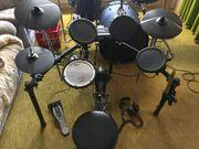 E-Schlagzeug Roland TD4 - E Drumset