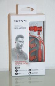 SONY Kopfhörer Earpods In-Ear MDR-XB
