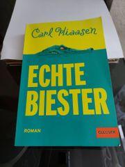 Carl Hiaasen - Echte Biester