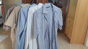 6 Herrenhemden zusammen nur 19