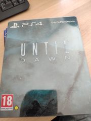 PS4 Spiel UNTIL DAWN