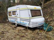 Verkaufe Wohnwagen Hobby - Wieder zu