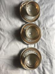 zum Verkauf 3x1 kl Tassen