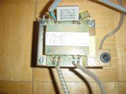 Transformator primär 230 Volt auf