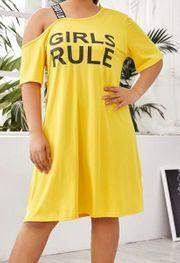 Süßes kurzes Kleid Gr 48-50