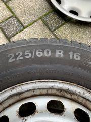 Winterreifen 225 60 R 16