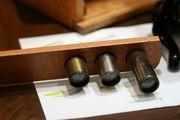 Original Leitz Mikroskop