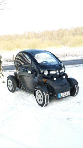 Renault Sonstige - Renault Twizy ohne Batterie Urban