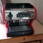 Siebträger-Kaffeemaschine