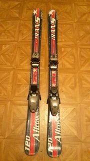 Jugend Skier 120cm gebraucht für