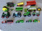 SIKU Modelle Landwirtschaftliche Fahrzeuge